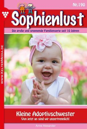 Sophienlust 190 - Familienroman