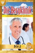 Die Bergklinik Jubiläumsbox 2 - Arztroman