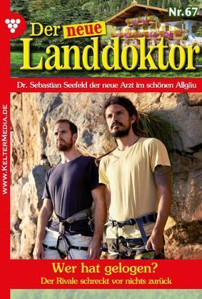 Der neue Landdoktor 67 - Arztroman