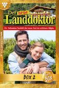 Der neue Landdoktor Jubiläumsbox 2 – Arztroman