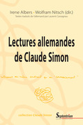 Lectures allemandes de Claude Simon