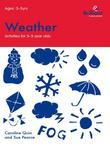 Weather (Activities for 3-5 Year Olds)