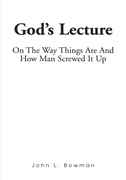 God's Lecture