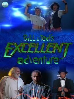 Bill and Ted's Excellent Adventure - The Picturebook