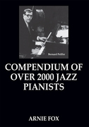 Compendium of over 2000 Jazz Pianists