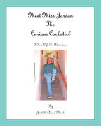 Meet Miss Jordan, the Curious Cockatiel