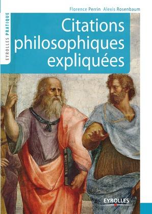 Citations philosophiques expliquées