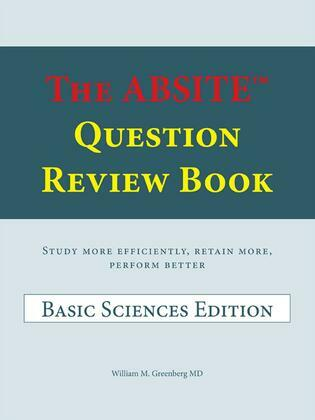 The Absite™ Question Review Book