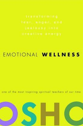Emotional Wellness: Transforming Fear, Anger, and Jealousy into Creative Energy