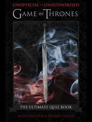 Game of Thrones - The Ultimate Quiz Book