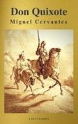 Don Quixote (Best Navigation, Free AUDIO BOOK) (A to Z Classics)