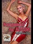 Assignment for Alison
