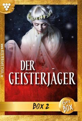 Der Geisterjäger Jubiläumsbox 2 – Gruselroman