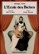 L'cole des biches en BD