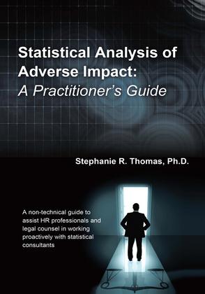 Statistical Analysis of Adverse Impact