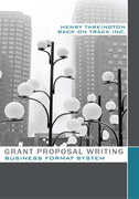 Grant Proposal Writing Business Format System