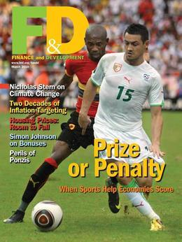 Finance & Development, March 2010