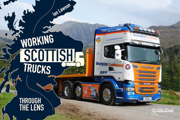 Working Scottish Trucks