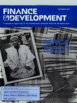 Finance & Development, December 1991