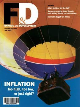 Finance & Development, June 2003