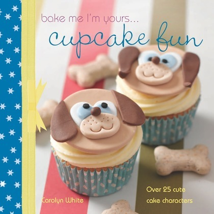A Taste Of... Bake Me I'm Yours... Cupcake Fun: Five Sample Projects from Carolyn White's Latest Book