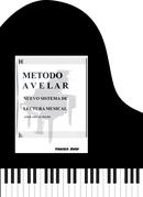 Metodo Avelar: Nuevo Sistema Lectura Musical