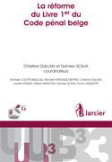 La réforme du Livre 1er du Code pénal belge