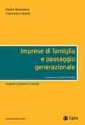 Imprese di famiglia e passaggio generazionale