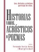 Historias Varias, Acrósticos Y Poemas