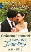 Cofanetto 4 romanzi Harmony Destiny -18