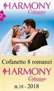Cofanetto 8 romanzi Harmony Collezione - 18