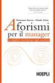 Aforismi per il manager