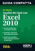 Analisi dei dati con Excel 2010