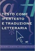 Testo come ipertesto e traduzione letteraria