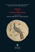 Storia della Chiesa Riminese Volume I