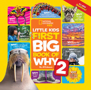 Little Kids First Big Book of Why 2 (Little Kids First Big Book)