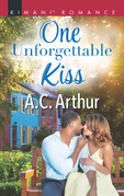 One Unforgettable Kiss (Mills & Boon Kimani) (The Taylors of Temptation, Book 2)