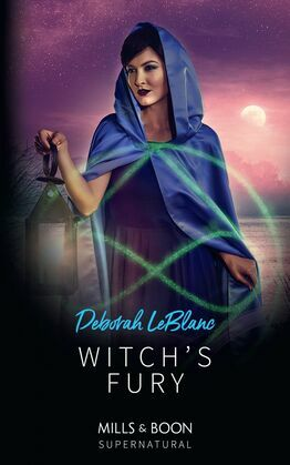 Witch's Fury (Mills & Boon Supernatural)