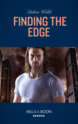 Finding The Edge (Mills & Boon Heroes) (Colby Agency: Sexi-ER, Book 1)