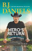 Hero's Return (The Montana Cahills, Book 5)
