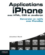 Applications iPhone avec HTML, CSS et JavaScript