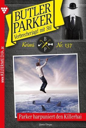 Butler Parker 137 – Kriminalroman