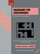 Anagrams for Crosswords