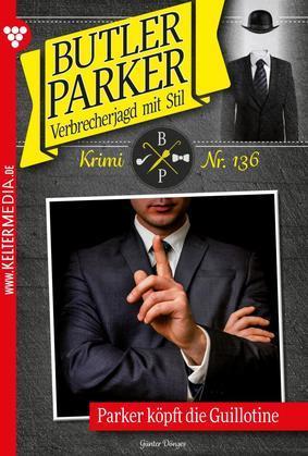 Butler Parker 136 - Kriminalroman