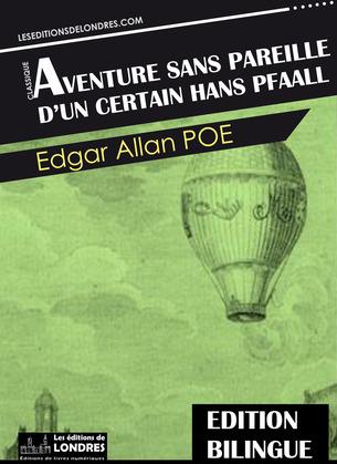 Aventure sans pareille d'un certain Hans Pfaall
