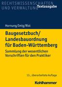 Baugesetzbuch/Landesbauordnung für Baden-Württemberg