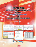 How to Find Inter-Groups Differences Using Spss/Excel/Web Tools in Common Experimental Designs