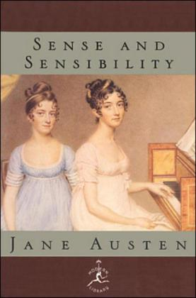 Sense and Sensibility: (A Modern Library E-Book)