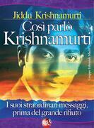 Cosi parlò Krishnamurti