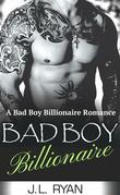 Bad Boy Billionaire Boxed Set